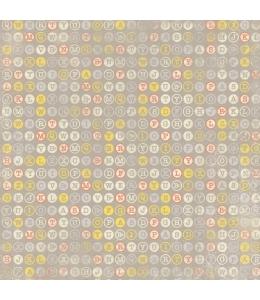 Бумага для скрапбукинга двухсторонняя Authentique, BEY006 Integrate, 30,5х30,5 см