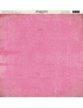 Бумага для скрапбукинга односторонняя Authentique, NOSS026 Spirited, 30,5х30,5 см