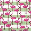 """Салфетка для декупажа IHR-201050 """"Розовый фламинго"""", 33х33 см, Германия"""