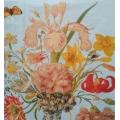 "Салфетка для декупажа IHR-201091 ""Цветы в вазе"", 33х33 см, Германия"