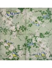 "Салфетка для декупажа IHR-201101 ""Птицы на цветущем дереве"", 33х33 см, Германия"