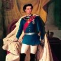 "Салфетка для декупажа IHR-310014 ""Людвиг, король Баварии"", 33х33 см, Германия"