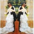 "Салфетка для декупажа IHR-310455 ""Ренуар, Танец в городе"", 33х33 см, Германия"