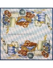 "Салфетка для декупажа IHR-310837 ""Баварская кухня"", 33х33 см, Германия"