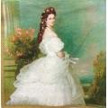 "Салфетка для декупажа IHR-310902 ""Принцесса Элизабет"", 33х33 см, Германия"