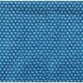 "Салфетка для декупажа IHR-310943 ""Синий фон с цветочками"",  33х33 см, Германия"