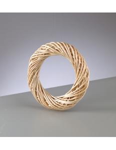 Заготовка венок плетеный, очищенные ивовые прутья, 10 см, EFCO (Германия)