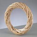 Заготовка венок плетеный, очищенные ивовые прутья, 20 см, EFCO (Германия)