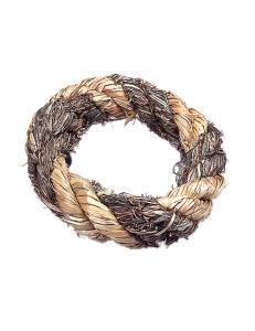 Заготовка венок плетеный из сена и соломы, 25 см, EFCO (Германия)