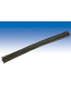 Проволока фористическая, металл эмалированный, 0,8мм х 40 см, 30 шт., Knorr prandell (Германия)