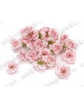 """Цветы искусственные миниатюрные """"Розы"""", 18 мм, Knorr Prandell (Германия)"""