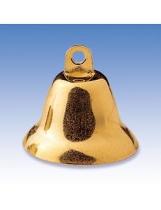 Колокольчики декоративные, золотистый металл, 14 мм, 3 шт., Knorr prandell