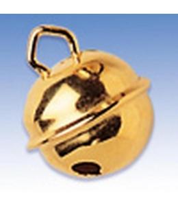 """Колокольчики декоративные """"Золотые бубенчики"""", 11 мм, 5 шт., Knorr prandell"""
