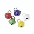 """Колокольчики декоративные """"Бубенчики разноцветные"""", 15 мм, 5 шт., Knorr prandell"""
