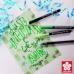 Акварельный маркер кисточка Koi 043, цвет синий прусский, SAKURA Япония