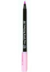 Акварельный маркер кисточка Koi 123, цвет сиреневый, SAKURA Япония