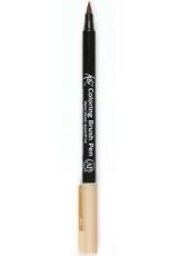 Акварельный маркер кисточка Koi 407, цвет коричневый древесный, SAKURA Япония