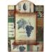 Контур для росписи античная медь, на водной основе, 20 мл, Stamperia KGVC11