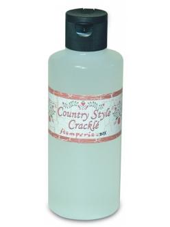Кракелюрный лак Crackle Country Style однокомпонентный, Stamperia, 200мл