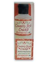 """Кракелюрный лак """"Crackle Country Style"""" однокомпонентный, Stamperia, 80 мл"""