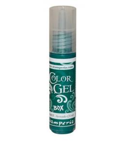 "Краска-гель объемная ""Color Gel"" KAG01T, цвет авокадо, Stamperia (Италия), 20 мл"
