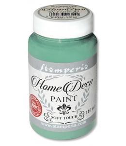 Краска на меловой основе Home Deco KAH08, цвет мышьяк, 110 мл, Stamperia