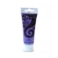 Краска акриловая Vivace KAB19, цвет фиолетовый, 60 мл, Stamperia (Италия)