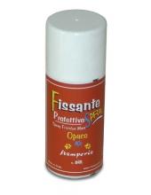 """Лак-спрей финишный матовый """"Fissante Protettivo"""", на спиртовой основе, Stamperia (Италия), 150мл"""