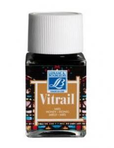 Краска по стеклу Vitrail Lefranc Bourgeois 145, медовый, 50 мл