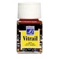 Краска по стеклу Vitrail Lefranc Bourgeois 199, желтый, 50 мл