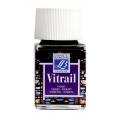 Краска по стеклу Vitrail Lefranc Bourgeois 601, фиолетовый, 50 мл