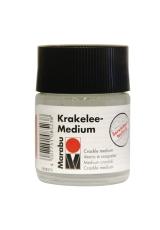 Кракелюрный состав Krakelee Medium 840, однокомпонентный, Marabu (Германия), 50мл