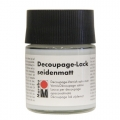 Лак для декупажа Marabu-Decoupage Lackseidmatt, 846 матовый, 50 мл