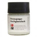 Лак для декупажа глянцевый Marabu-Decoupage Hochglanzlack 849, 50 мл