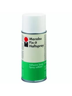 Клей спрей для временной фиксации Marabu Fix-it Haftapray, 150 мл