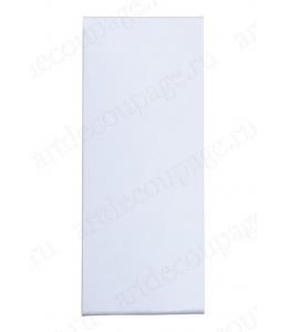 Холст на подрамнике грунтованный прямоугольный, 20х50 см, Marabu (Германия)