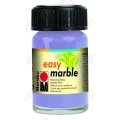 Краска для марморирования Easy Marble Marabu 007 лаванда, 15мл