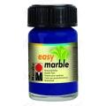 Краска для марморирования Easy Marble Marabu 055 ультрамарин, 15мл