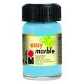 Краска для марморирования Easy Marble Marabu 090 светло-голубой, 15мл