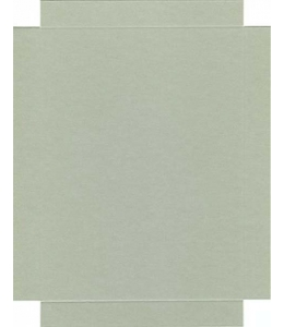 Декоративная вставка в стандартную рамку для объемных работ, цвет бежево-серый, 15х20 см
