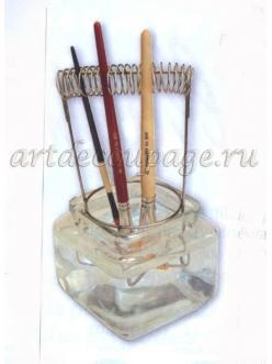 Подставка для кистей, кистемойка Stamperia Италия