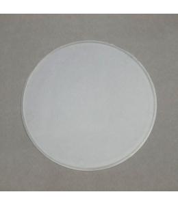 Заготовка перегородка для шара 8 см, прозрачный пластик, Германия