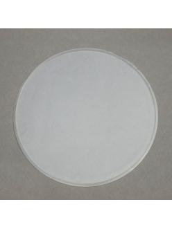 Заготовка перегородка для шара 14 см, прозрачный пластик