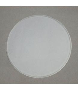 Заготовка перегородка для шара 14 см, прозрачный пластик, Германия