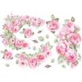"""Рисовая бумага для декупажа Stamperia DFS040 """"Розы и малина"""", 33x48 см"""