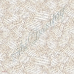 "Рисовая салфетка для декупажа Stamperia DFT079 ""Старые ноты"", 50х50 см"