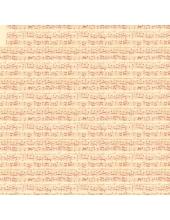 "Рисовая салфетка для декупажа Stamperia DFT200 ""Музыка, старые ноты"", 50х50 см"