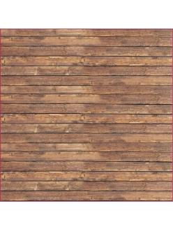 Рисовая салфетка для декупажа Stamperia Деревянные доски, 50х50 см