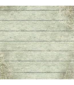 "Рисовая салфетка для декупажа Stamperia DFT298 ""Эффект зеленого дерева"", 50х50 см"