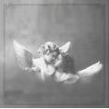 "Салфетка для декупажа SVD2050 ""Два ангелочка"", 33х33 см, Sagen Vintage Design, Норвегия"